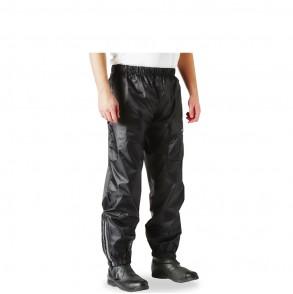 pantalon de pluie premium moto scooter noir ksk  KSK
