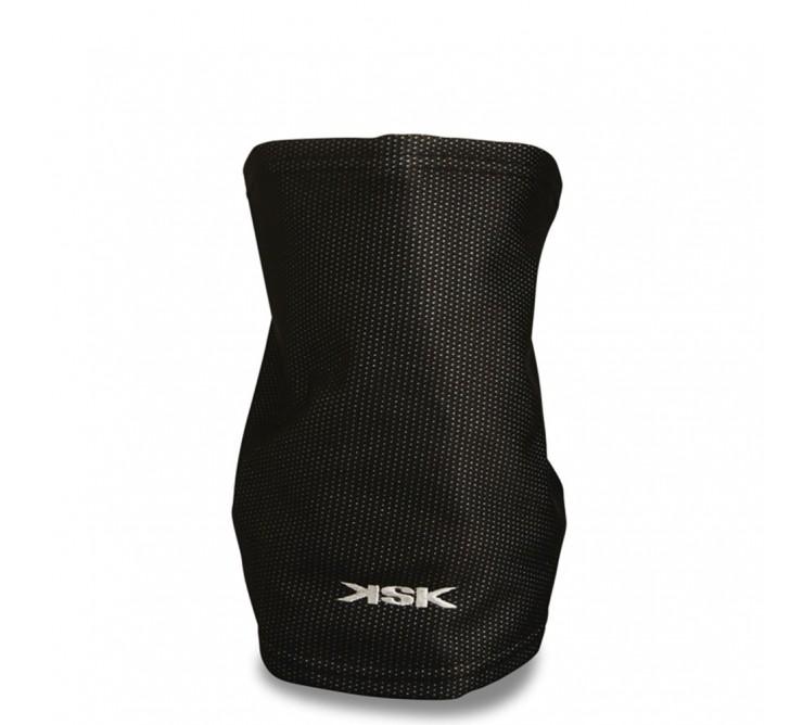 protège cou coupe vent moto scooter hiver noir ksk