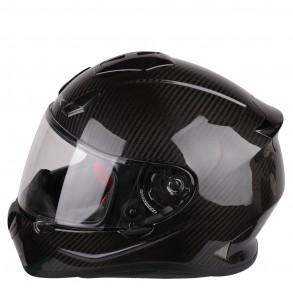 casque intégral carbone noir verni trendy ksk