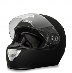 casque integral noir mat usual éole