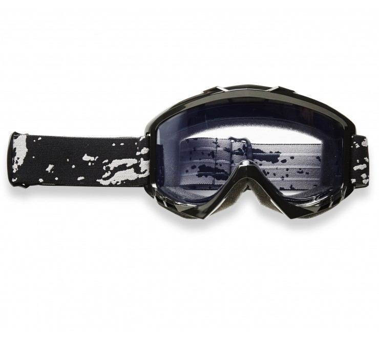 masque cross moto noir um