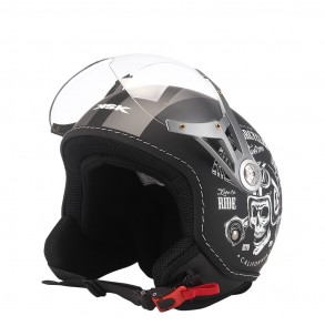 Casque jet California KSK