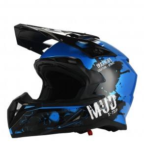 Casque Cross KSK Mud Blue KSK
