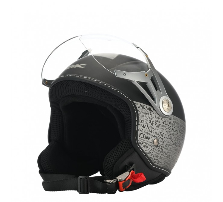 casque jet KSK CITY