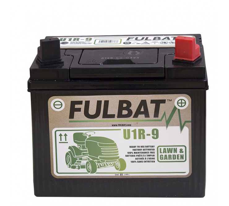 Batterie Motoculture Fubalt U1R-9